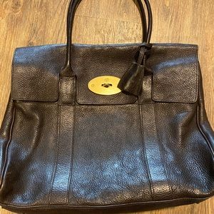 Mulberry basewater tote bag
